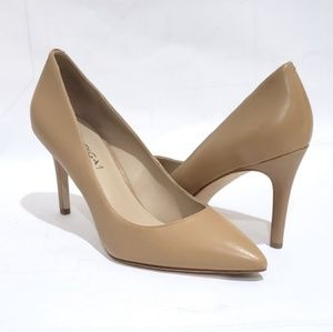 Sunday Sale!⏱Via Spiga Carola Classic Nude Pumps